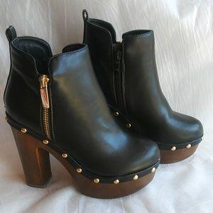 🎆Women's High Platform Ankle Boots🎆